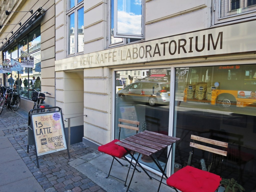 Copenhagen Coffee Shops