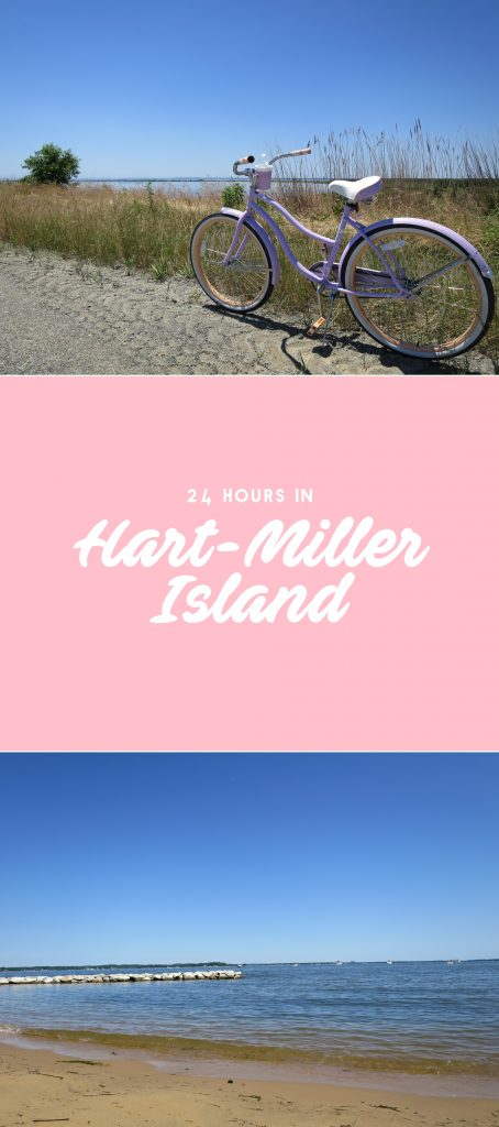 day trip to Hart-Miller Island
