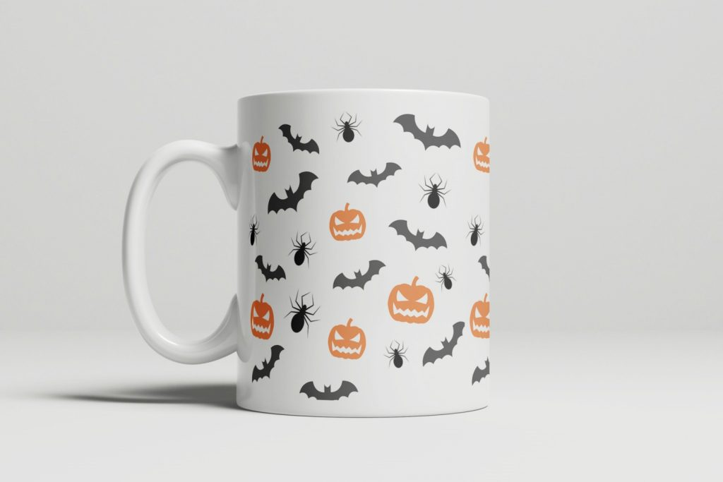 halloween-pattern-mug