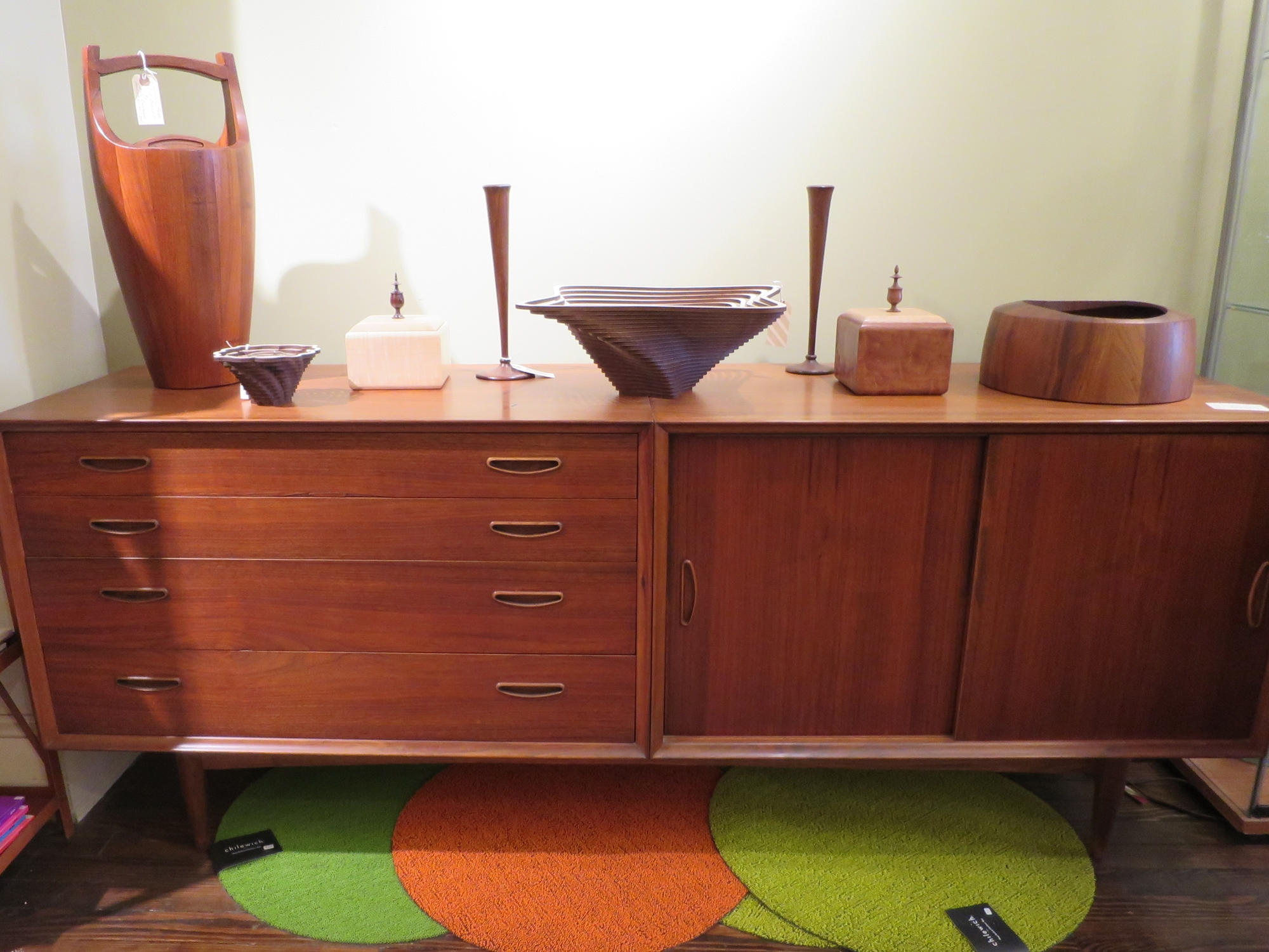 I popped into the Mid Century Modern furniture shop Paradiso  which smelled  much better but made my wallet cry sad  sad tears. My Weekend with The Baltimore Baton   Day 1   Also Coffee